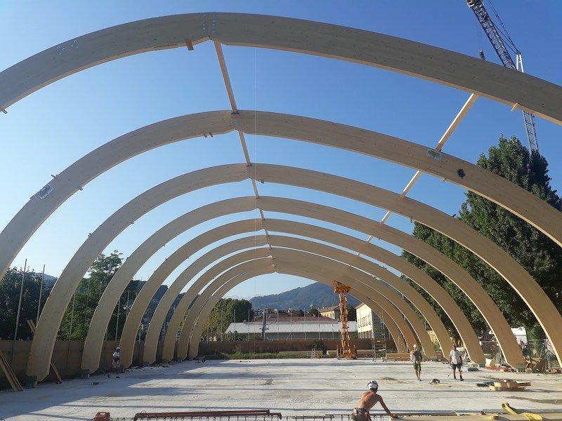 Valdagno (VI) – Nuova struttura sportiva