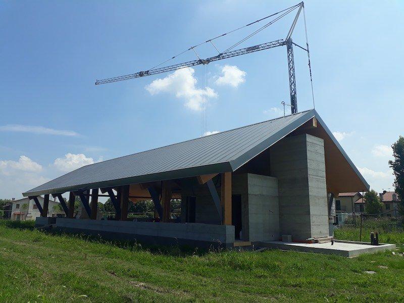 Veggiano (PD) – Nuovo centro culturale