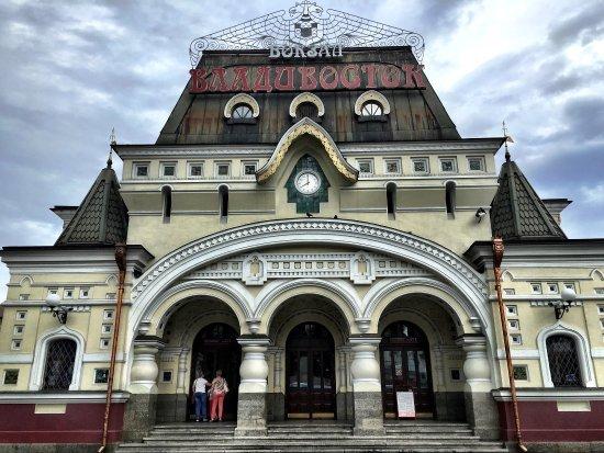 Stazione di Vladivostok